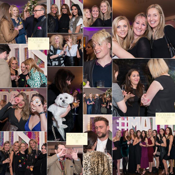 Maids to Measure with Touker Suleyman Cocktail Party Home House London