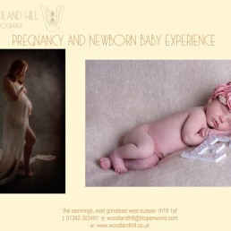 Sussex maternity and Baby Art Newborn Vouchers