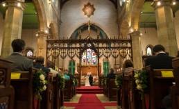 East Court Wedding in East Grinstead